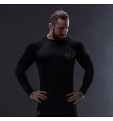 RED IS BAD rashguard IMMORTAL V.2 długi rękaw