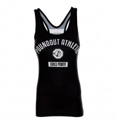 Poundout tank top damski ATHLETIC DRY EXPERT