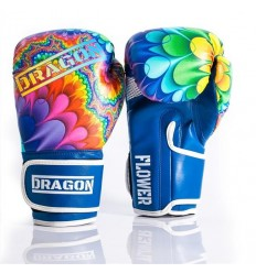 Dragon Sports rekawice bokserskie damskie Flower