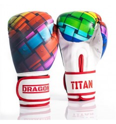 Dragon Sports rękawice bokserskie Titan