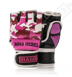 Dragon Sports rękawice MMA Rebel Moro