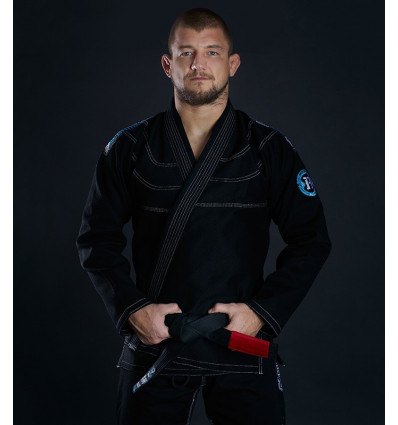 Ground Game Gi/kimono do BJJ Rookie niebieskie