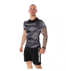 Poundout rashguard STRIPES